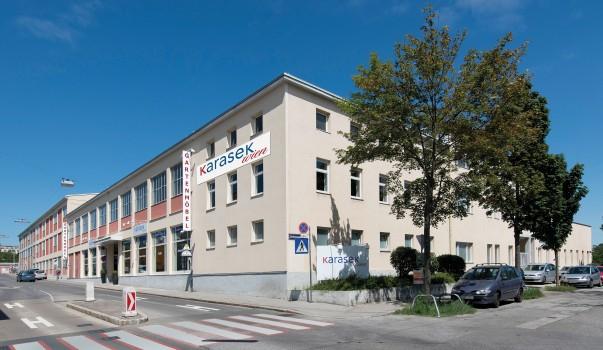 Firmensitz in Wien