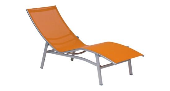 Caribic_Sonnenliege in orange ohne Hintergrund