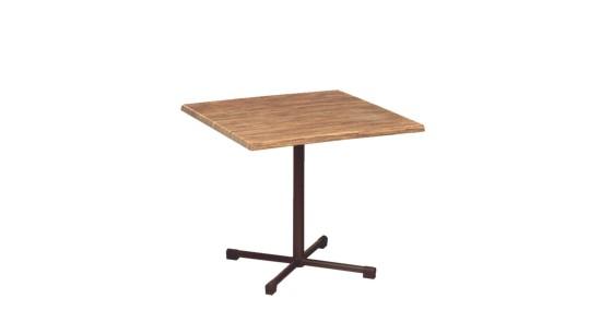 Triumph Tisch mit Holzplatte ohne Hintergrund