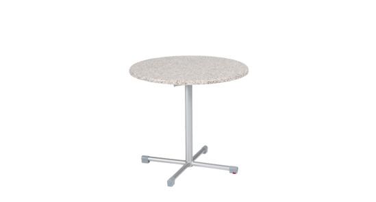 Triumph Gartentisch mit Granitplatte ohne Hintergrund