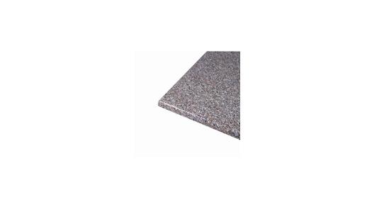 Detailaufnahme Symbolfoto Tischplatte Granit