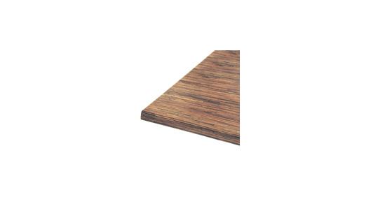 Detailaufnahme Symbolfoto Tischplatte Seagrass