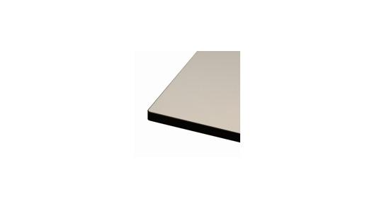 Detailaufnahme Symbolfoto Tischplatte sand