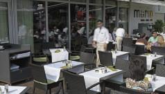 Gastromöbel Barcelona im Restaurant Mario