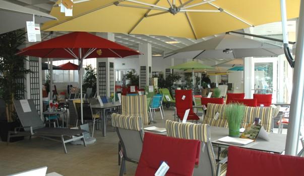 Teakholz Gartenmobel Bank : Gartenmöbel im Schauraum  Karasek Gartenmöbel