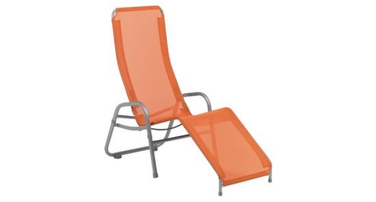 Bermuda Kippliege orange ohne Hintergrund