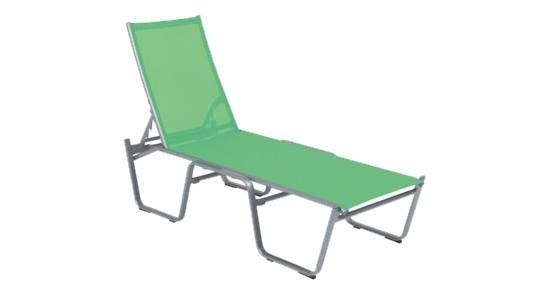 Bermuda Stapelliege grün ohne Hintergrund
