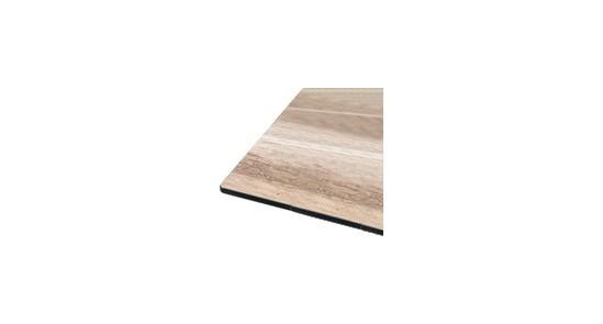 Musterstück Holzplatte für Tische