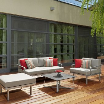 loungegruppen von karasek karasek gartenm bel. Black Bedroom Furniture Sets. Home Design Ideas