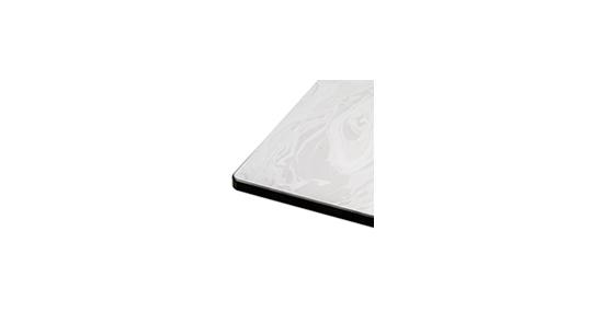 Muster Tischplatte Polar ohne Hintergrund