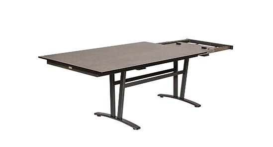 Ausziehbarer Tisch Monza Superior ohne Hintergrund